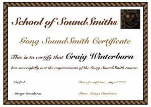 School of sound smiths
